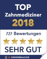 Top Zahnmediziner 2018